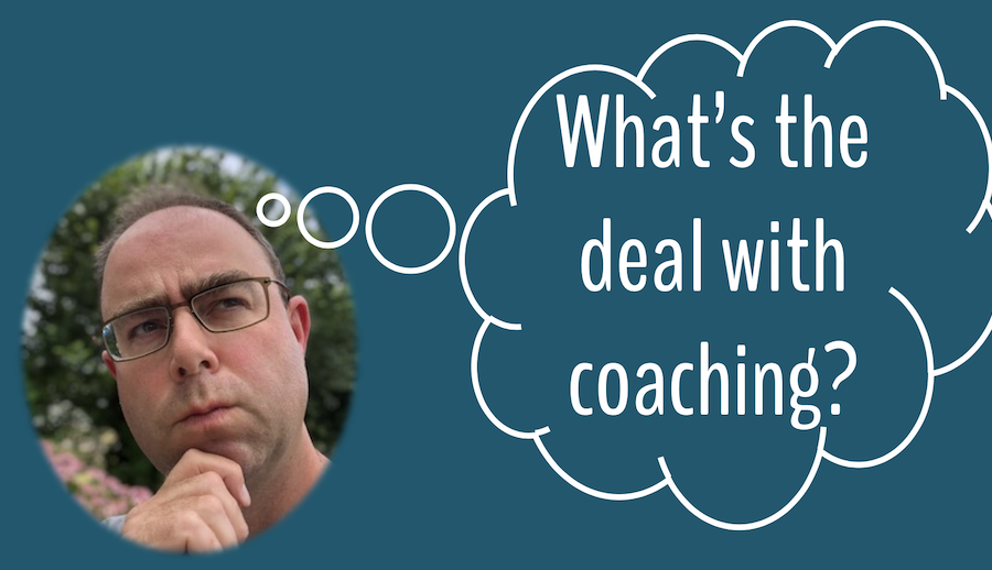 Whats the deal with coaching 900x518 - Veterinary coaching – what's it all about? How's it going to help me?