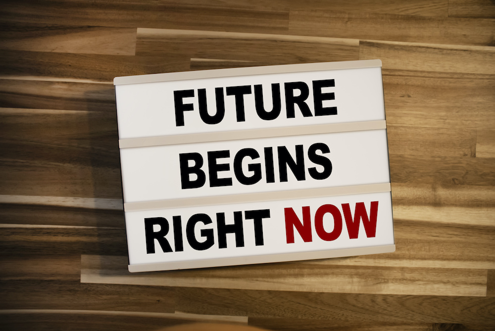 Future begins now - Ideas to make the most of the rest of 2020 - Part 1