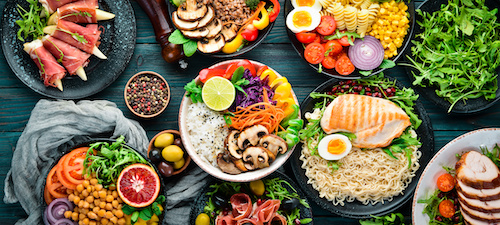 Healthy food - Three practices to help prevent burnout