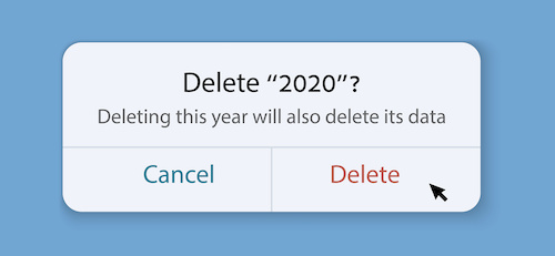 Delete 2020 lose the data - How to learn from 2020 – reflect, draw insights and set your intentions for 2021